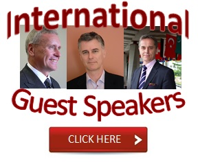 International Guest Speakers