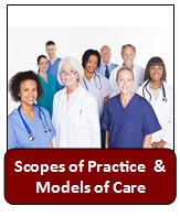 Scopes of Practice  Models of Care